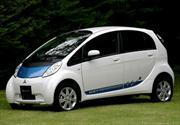 Mitsubishi i-MIEV : Inició su producción