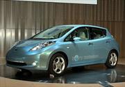 Nissan LEAF:  Vehículo eléctrico cero emisiones