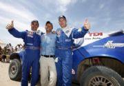Volkswagen confirmó su presencia para el Dakar 2010