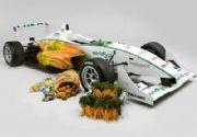 Fórmula 3 Bio Racer: totalmente ecológico