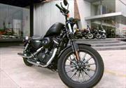 Harley Davidson Iron 883, primer contacto