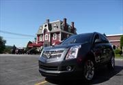 Nueva Cadillac SRX 2010, primer contacto