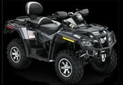 BRP presenta su nuevo ATV MAX 800R EFI LTD