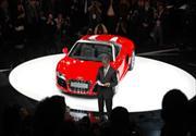 Audi presenta el nuevo R8 Spyder 2010 en Frankfurt