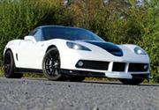 Geiger GTS, un Corvette ZR1 de 710 Cv