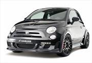 Fiat 500 Largo por Hamman
