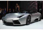 Lamborghini Reventón Roadster: Hizo su estreno en Frankfurt