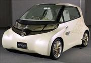 Toyota FT-EV II: otro eléctrico para el Salón de Tokio