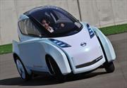 Nissan Land Glider: ¿El futuro del auto es ser una moto?