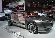 Subaru Hybrid Tourer Concept: máquina del tiempo