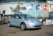 Debuta el Nissan Leaf en Norteamérica con tour por 22 ciudades de EU
