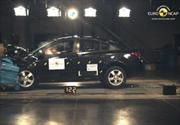 Chevrolet Cruze: 5 estrellas de EuroNCAP