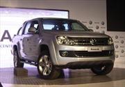 Volkswagen Amarok la nueva pick up que llegará en 2010