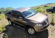Volkswagen Amarok Pick Up 2010 ¡Primer contacto en exclusiva!