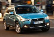 Mitsubishi ASX otra novedad para el Salón de Ginebra