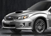 Subaru Impreza WRX con cambios para el Salón de Nueva York