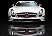Mercedes SLS AMG Gullwing GT3