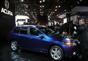 Acura TSX SportWagon 2011
