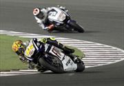 Valentino Rossi gana la carrera de Qatar e de la Moto GP