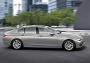 El BMW Serie 5 versión alargada será presentado en el Salón de China