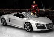 Audi R8 Spyder 2010 llega de la mano de Iron Man ll