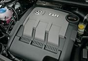 Volkswagen presenta un nuevo motor tres cilindros diésel