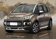 Citroën AirCross: Se fabricará en Brasil