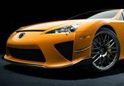 2012 Lexus LFA Nürgburgring Package