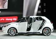 MG Zero Concept: ¿Rival para el MINI?