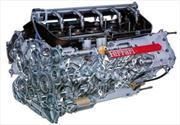 Ferrari pone a la venta el motor V10 del 2002