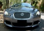 Jaguar XFR 2010 a prueba
