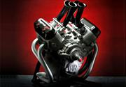 Motus KMV4, 140 hp de espíritu Norteamericano