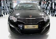 Roewe550 XT presentado en el Salón de Beijing