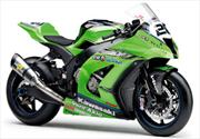 Kawasaki ZX10R, la nueva arma para el Mundial de Super Bikes