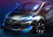 Hyundai ix20 para el Salón de París