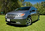 Honda Odyssey 2011 primer contacto