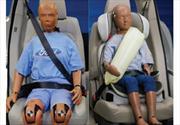 Conoce los cinturones de seguridad inflables