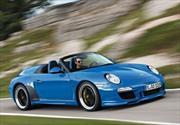 Porsche 911 Speedster debuta en el salón de París