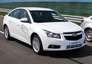 GM desarrolla el Chevrolet Cruze eléctrico
