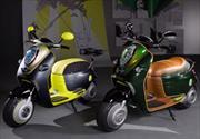Se presenta el Mini Scooter E Concept