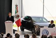 Volkswagen anuncia planta de motores en Silao, México