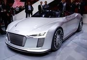 Audi e-tron Spyder Concept: Descapotable fuera de serie