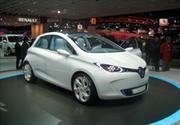 Renault Zoe concept debuta en París 2010