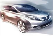 Primera imagen del próximo Nissan Versa