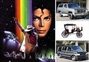 Los autos de Michael Jackson