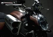 Yamaha VMax, 200 hp vestidos por Hermes