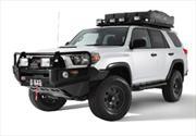 SEMA Show 2010: Toyota 4Runner Backcountry