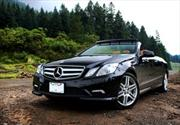 Mercedes-Benz E500 Convertible 2011 a prueba