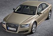 Un Audi A8 blindado de un millón de dólares