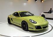 Porsche Cayman R 2011 se presenta en el Salón de Los Ángeles